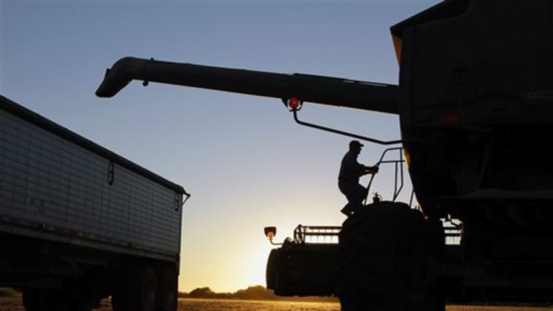 As Farmers Worry, US Agriculture Chief to Promote Trade