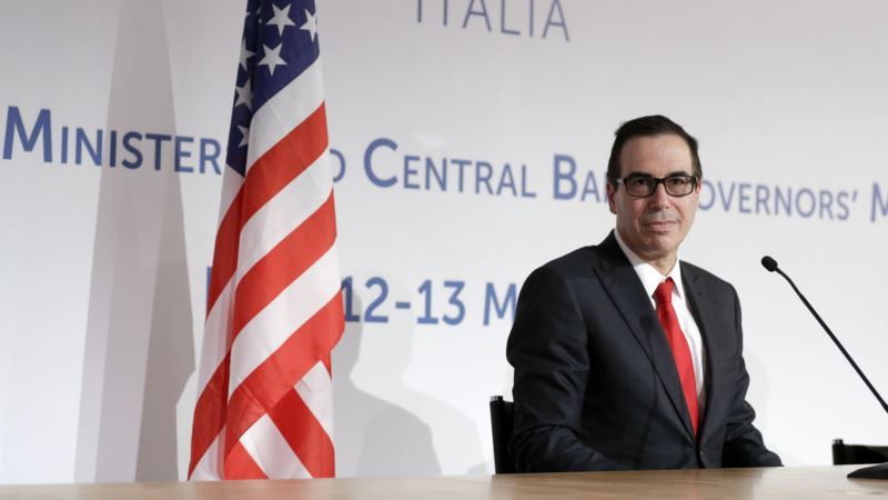 Mnuchin Says G-7 Nations More Comfortable With New US Economic Approach