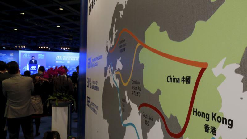 China: Silk Road Plan Not Tied to Xi Presidency