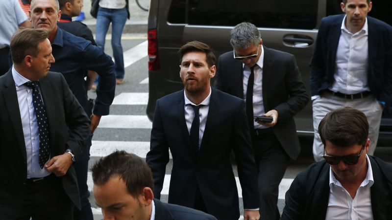 Messi Loses Supreme Court Appeal of Tax-fraud Conviction