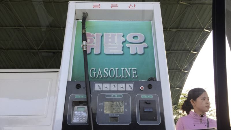 Gas Prices High, Going Higher in North Korea