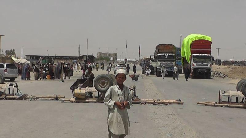 Border Closure Hurts Afghan-Pakistan Produce Trade