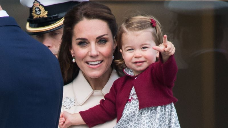 5 Things to Know as Britain's Princess Charlotte Turns 2