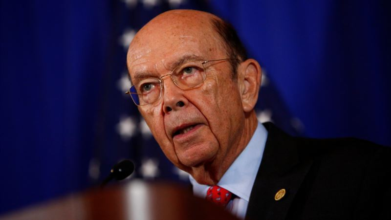 US Commerce's Ross: 3 Percent GDP Growth Not Achievable This Year