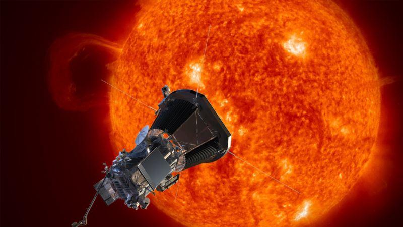 NASA Spacecraft Will Aim Straight for Sun Next Year