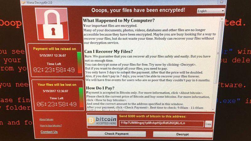 Authorities Seek Clues On Culprits Behind Global Cyberattack