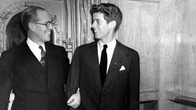 Exhibit of JFK Photos Opening at Smithsonian