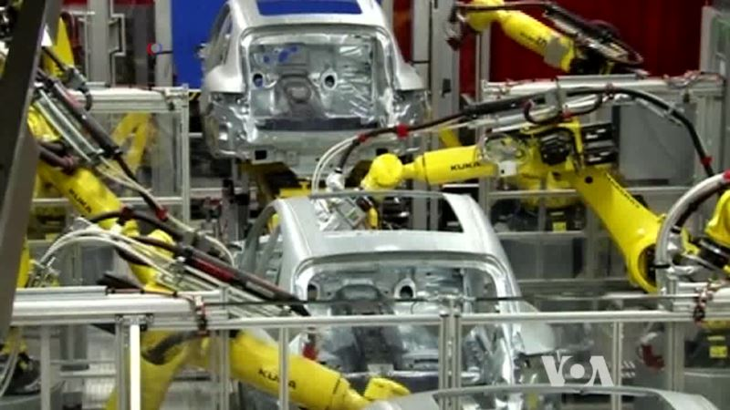More Robots to Take Over Humans' Jobs