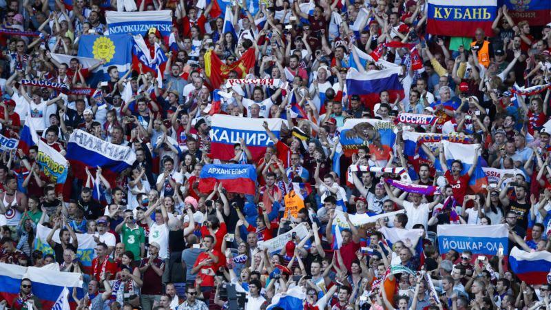 Russia's Hosting FIFA Tournaments Reignites World Cup Hopes