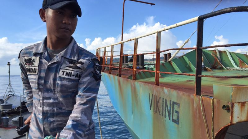 Indonesia Plows Ahead on Fisheries Protection, Despite Resource Constraints