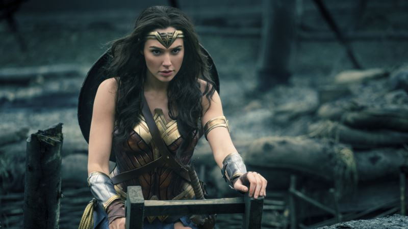 Is 'Wonder Woman' a Break Away From Hollywood Sexism?