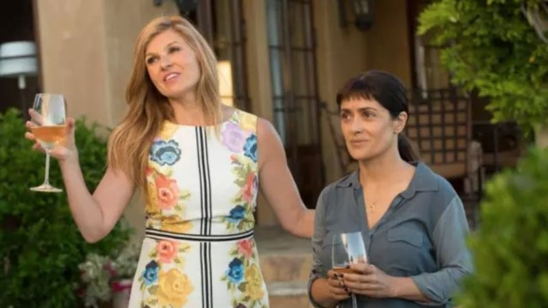 Film 'Beatriz at Dinner' Serves Up Immigration Conflicts