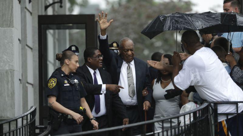 Judge Declares Mistrial in Cosby Sexual Assault Trial