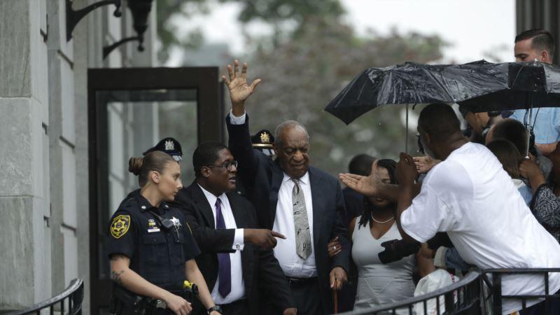 Judge Declares Mistrial in Cosby Rape Trial