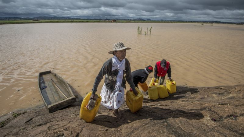 UN Chief Warns of Serious Clean Water Shortages by 2050