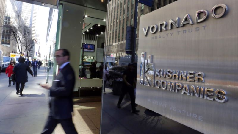 Kushner Company Drops Tax Break Request in New Jersey