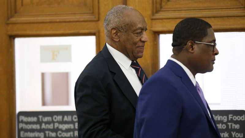 Bill Cosby Sexual Assault Case Goes to the Jury
