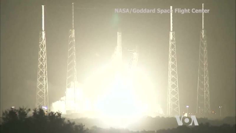 NASA May Build GPS for Space Travel
