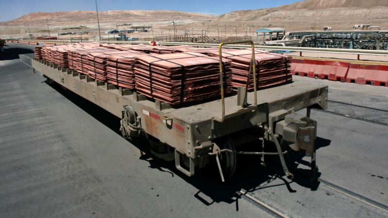 Migrants Find Poverty, Exclusion in South America's Copper Capital