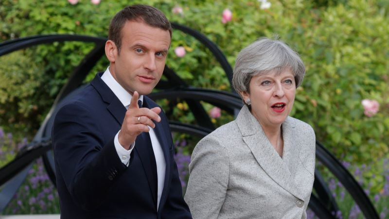 Britain, France Announce Joint Campaign Against Online Radicalization