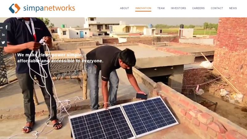 India's First Solar Satellite Television Service Brings 'Magic' to Villages