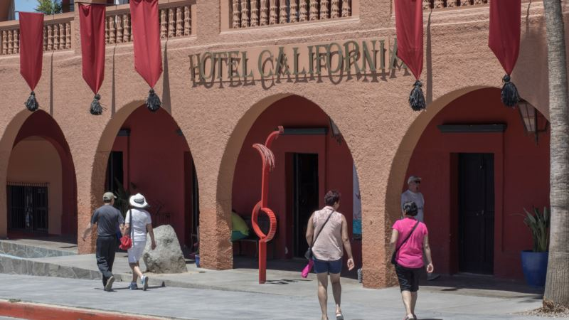 Mexico's Hotel California Owners Reject the Eagles' Trademark Claims