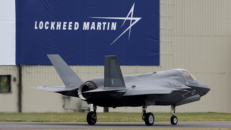 Lockheed Wins US Air Force Deal for Radar Threat Simulators
