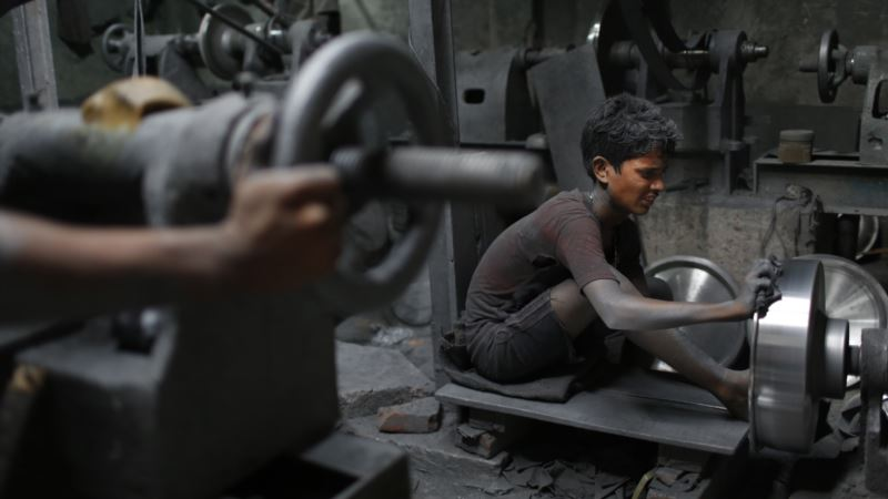 ILO: Children Risk Exploitation Most in Asia, Africa
