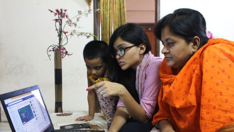 Bangladesh Trains Girls to Fight Online Predators