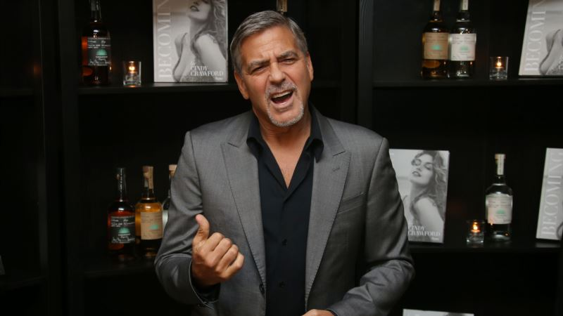 Diageo to Buy Clooney's Tequila Brand in $1B Deal