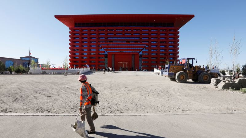Silk Road Hub or Tax Haven? China's New Border Trade Zone May Be Less Than It Seems