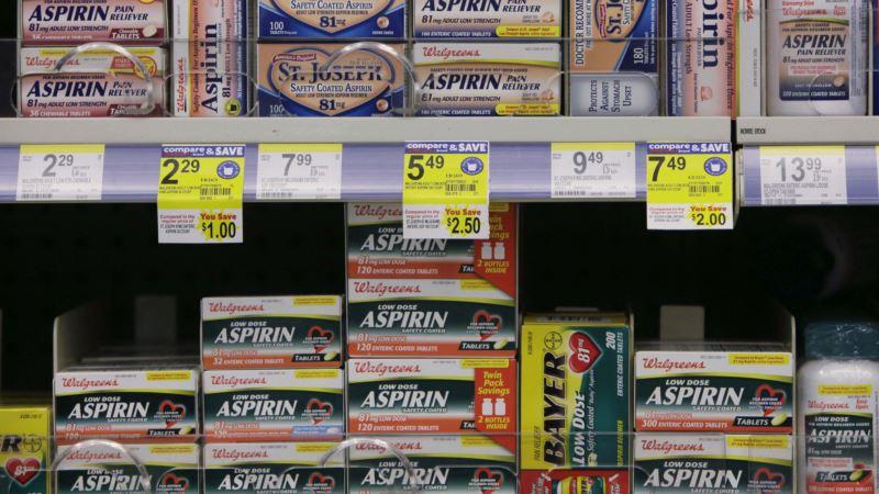 Aspirin Linked to Higher Risk of Serious Bleeding in the Elderly