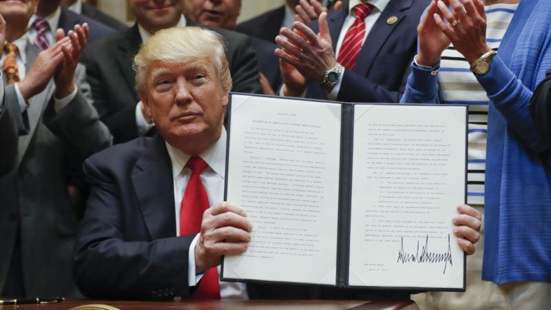 Trump Hails 'Energy Revolution' as Exports Surge