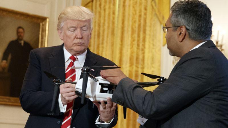 Drones, 5G Internet Dominate Talks as Tech Execs Visit White House