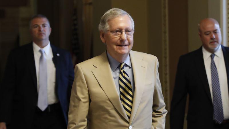 Senate Republicans Struggle to Keep Health Overhaul Alive, Delay Vote