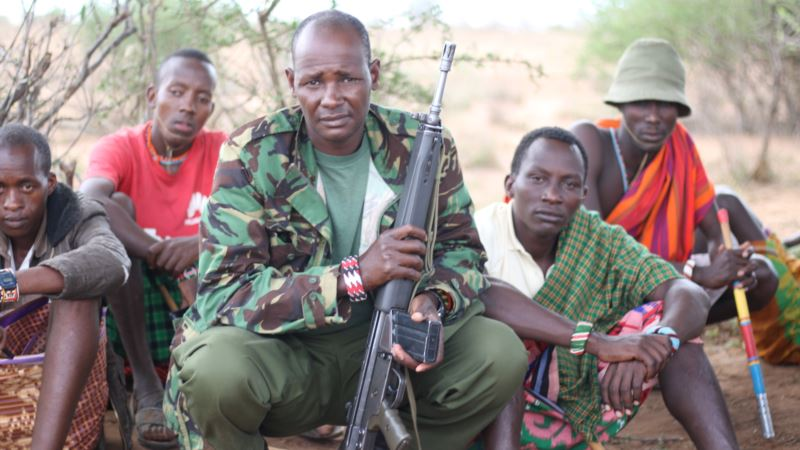 Kenya's Nomads Work Together to Reduce Conflicts and Poverty