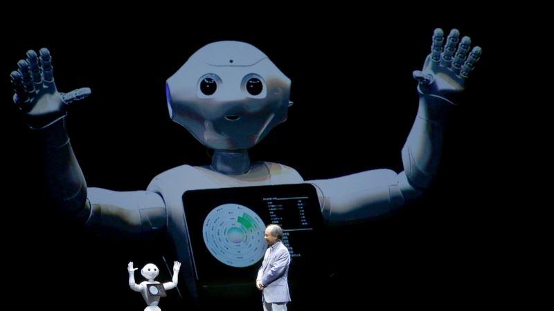 Japan's SoftBank Buys Robotics Leader Boston Dynamics From Alphabet