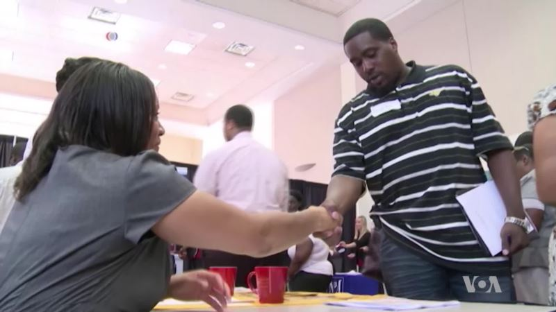 US Unemployment Rate Falls to 16-Year Low