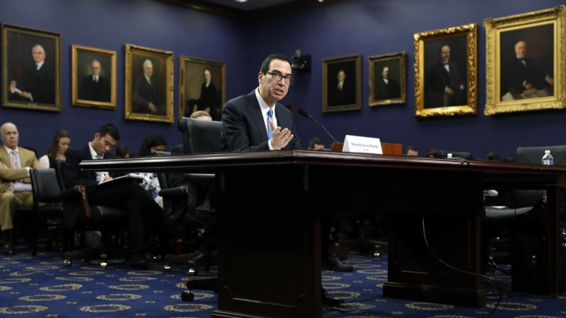 Treasury: Trump Has Plan If Debt Limit Not Raised by August