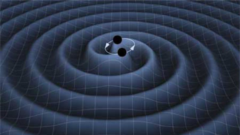 Scientists Spot Rare Gravity Waves for Third Time