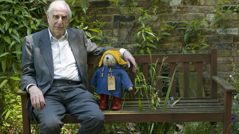 Creator of Paddington Bear, Michael Bond, Dies at 91