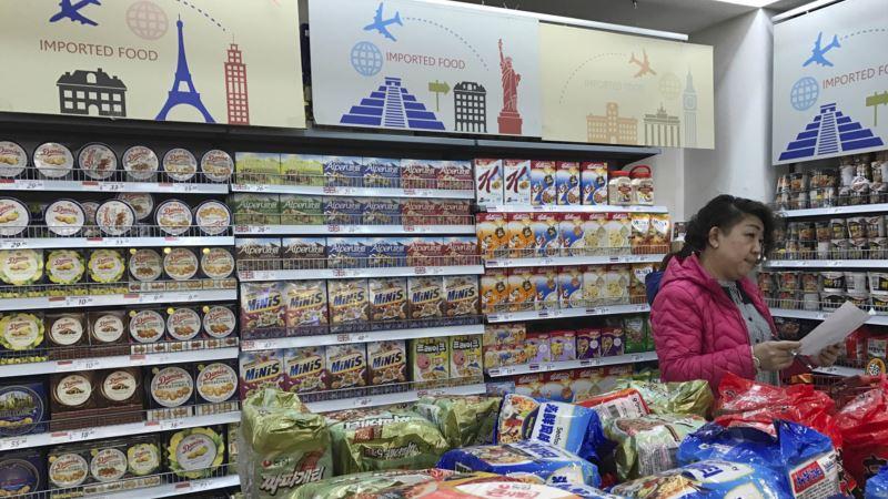 US, EU Urge China to Limit Food Import Control
