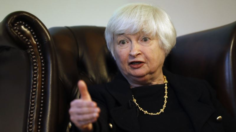 Yellen: Reforms Have Made Financial System Safer