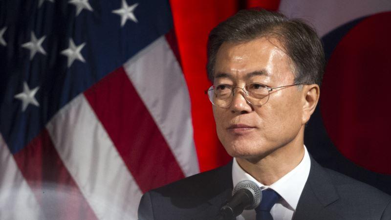 South Korea President Praises US Trade Deal That Trump Denounced