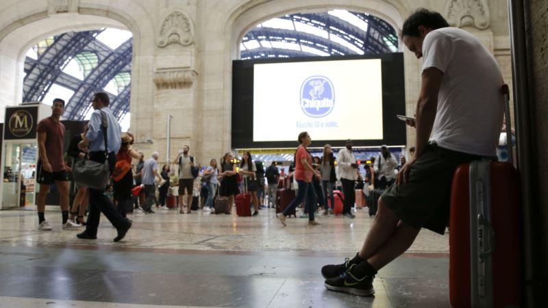 Transport Strike Brings 'Black Friday' to Italian Cities