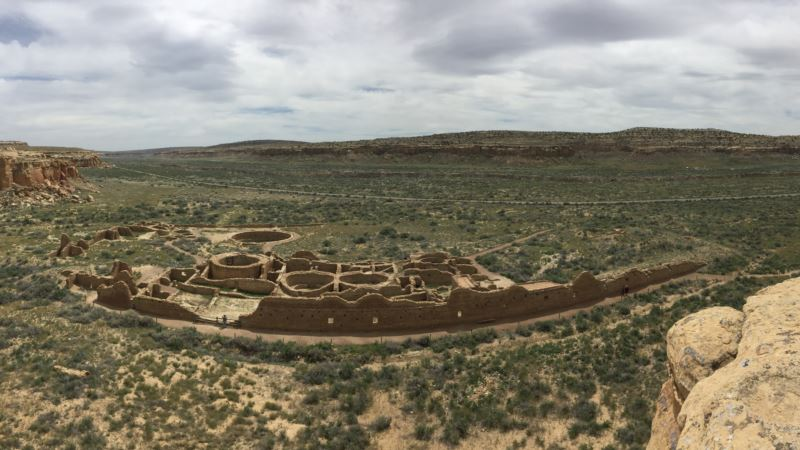 Footsteps Through the Ancient Past in New Mexico