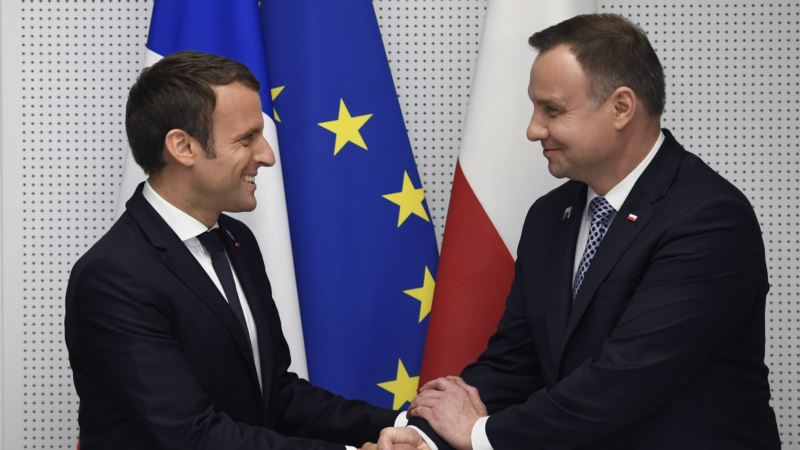 Poland Concerned About Rising Protectionism in Europe After Macron Win