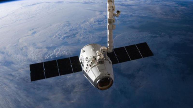 Cargo Ship Soon Headed to Space Station Is Being Recycled