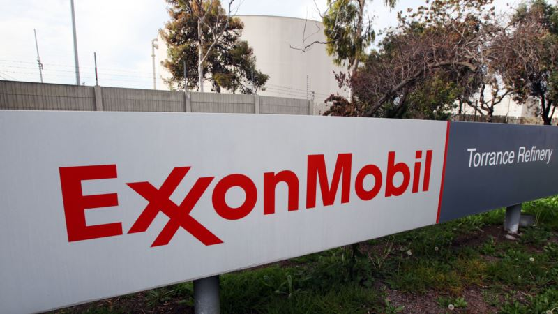Treasury Department Fines ExxonMobil for Russia Sanctions Violations