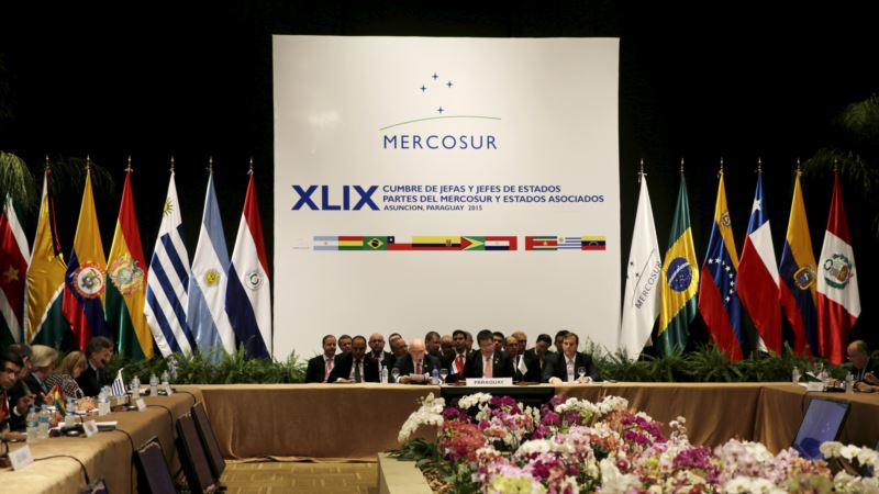 Brazil: Main Points of Mercosur-EU Trade Deal Need to Be Concluded in December
